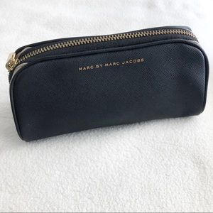 Marc by Marc Jacobs Saffiano Leather Cosmetic Bag